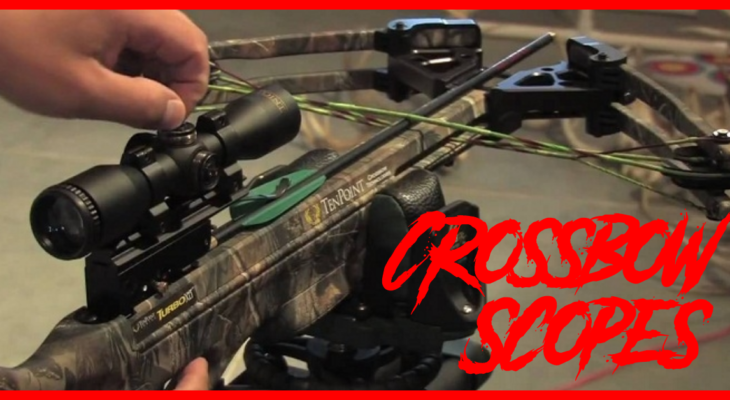 5 best crossbow scopes in 2020